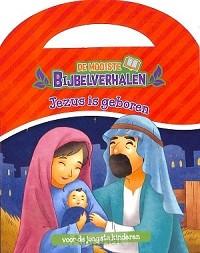 Jezus is geboren (handvat)