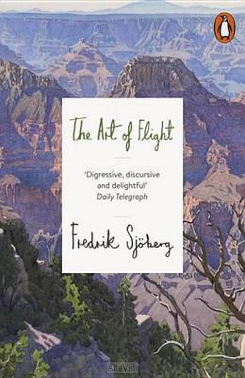 the art of flight Sjoberg 2017
