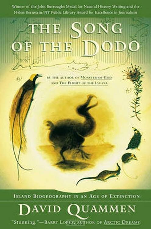 song of the dodo island biogeography