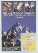 karakoram highway cordee 1/1,000,000