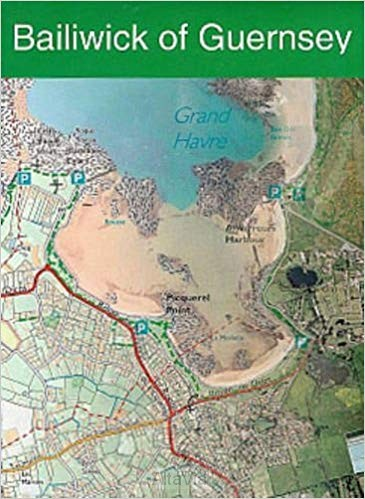 Guernsey - Alderney, Sark & Herm1/15,000