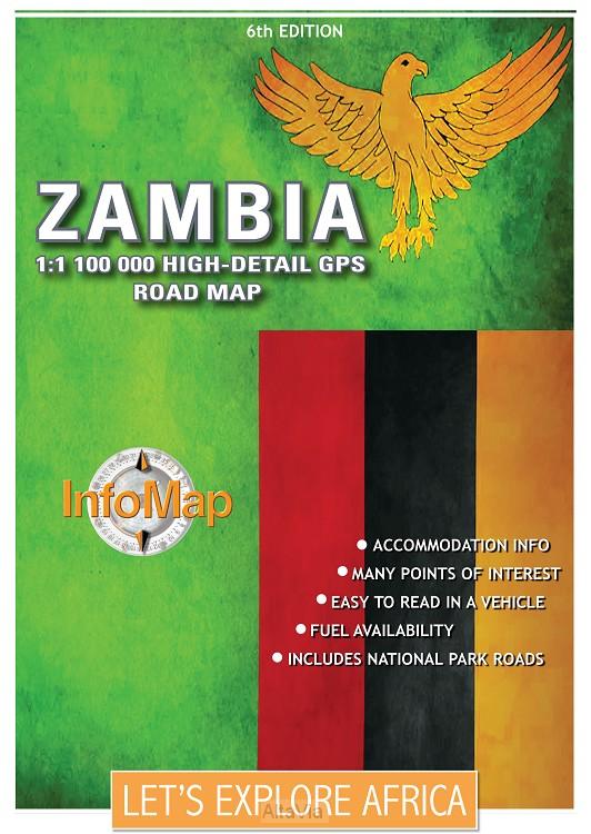 Zambia r/v GPS infomap
