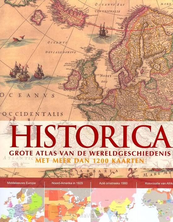 historica atlas Konemann
