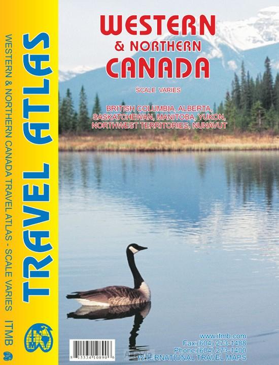 canada western ITM atlas 1/1,250,000