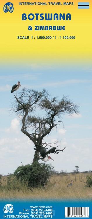 Botswana / Zimbabwe itm r/v (r) 2014