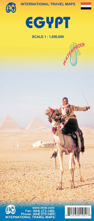 Egypte itm 1/1 650 000