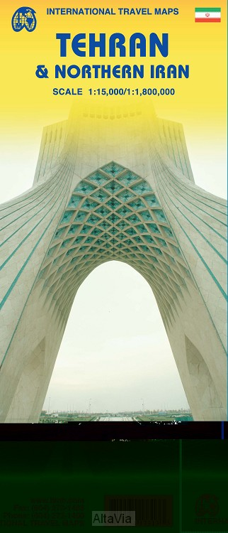 Teheran / Iran Noord itm r/v (r)