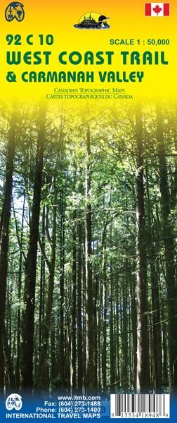 West Coast Trail / Carmanah Valley itm r