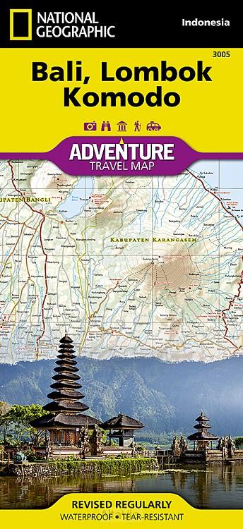 Bali / Lombok / Komodo adv. ng1/155,000