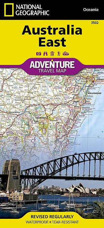 Australië OostAustralie EstAustralia East