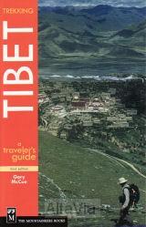 tibet trekking travelers guide 2010 moun