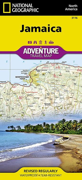 jamaica NGS 1/150,000 2016