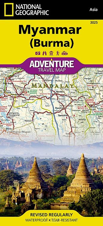 myanmar birma 1/1,480,000