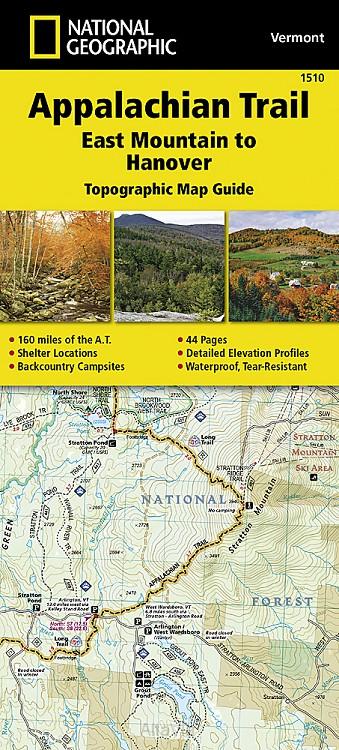 Appalachian Trail, East Mountain to Hano