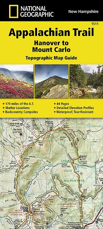 Appalachian Trail Hanover to Mount Carlo