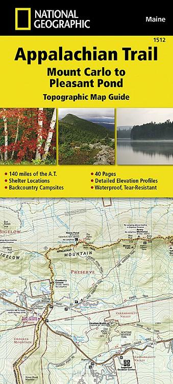Appalachian Trail, Mount Carlo to Pleasa