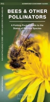 bees & pollinator faldable pocket guide