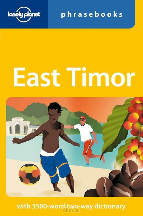 East Timor phrasebook 2 lsk