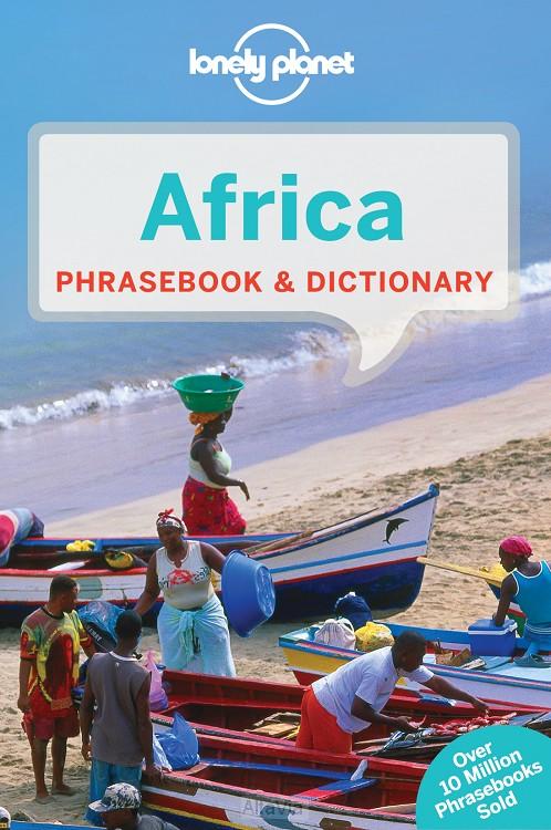 africa phrasebook LP 2013