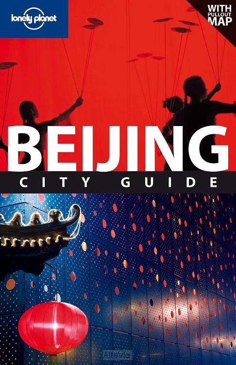 Beijing 8 city guide + map