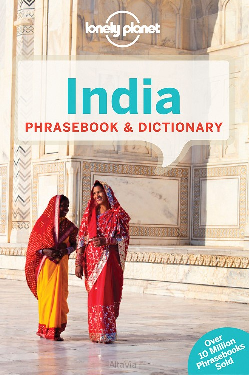 india phrasebook LP 2016