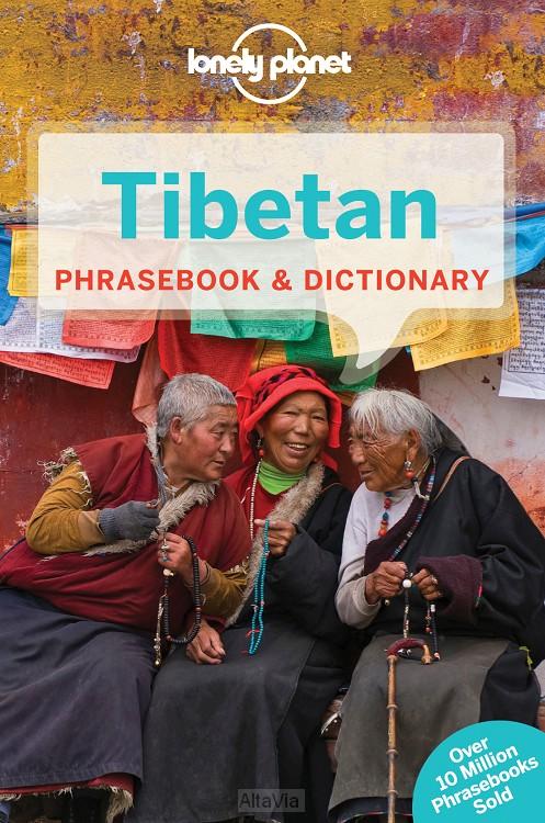 tibetan phrasebook LP 2015