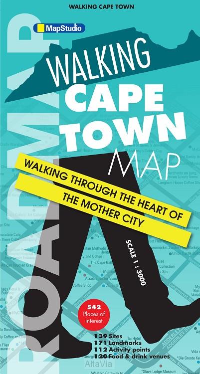 cape town Mapstudio 1/3000 2016
