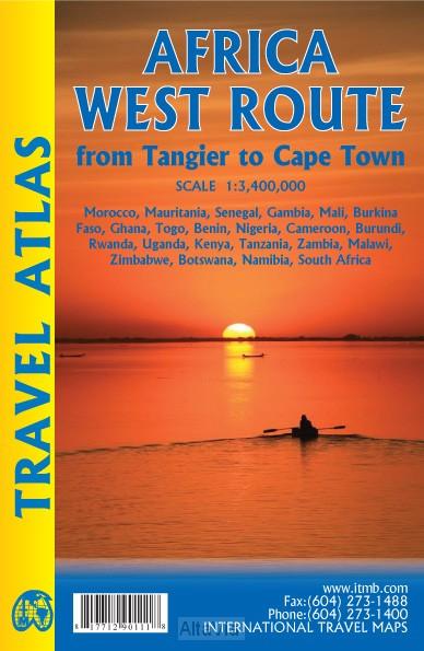 afrika west route ITM atlas 2017