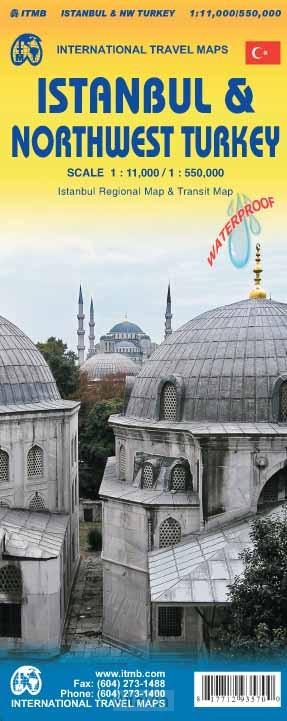 istanbul stadsplan  2015