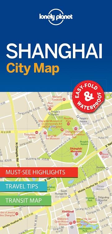 shanghai stadsplan LP 2017