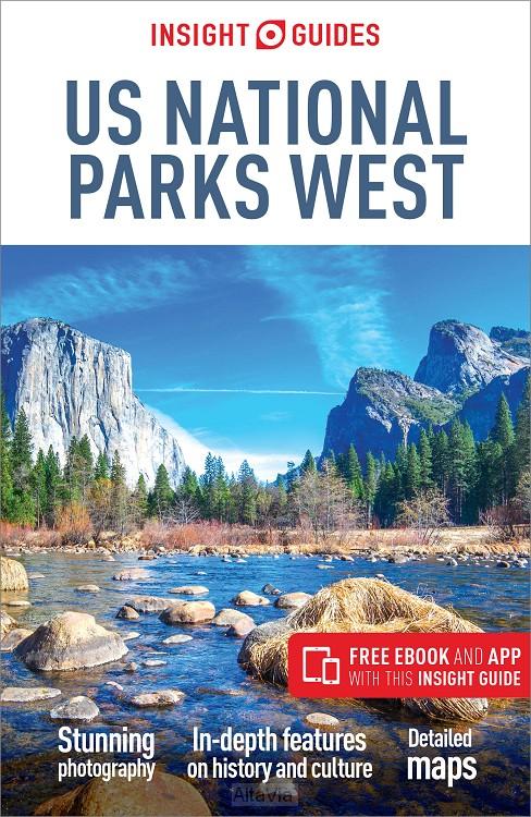 USA National Parks West