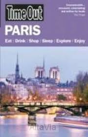 paris time out 2013