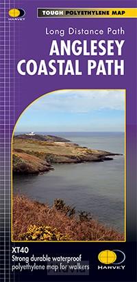 anglesey coastal path 1/40,000