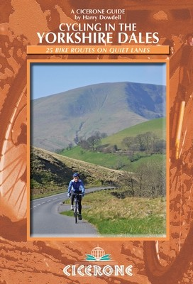 yorkshire dales cycling Cicerone 2014