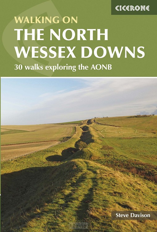wessex downs Cicerone 2015
