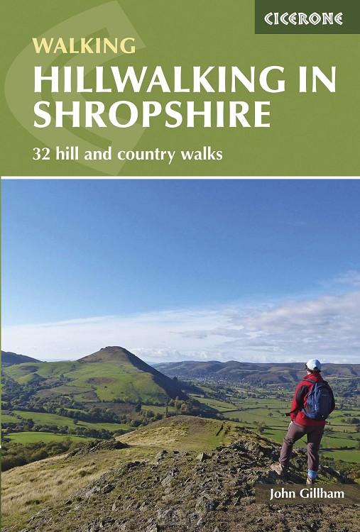 shropshire hillwalking CIC 2016