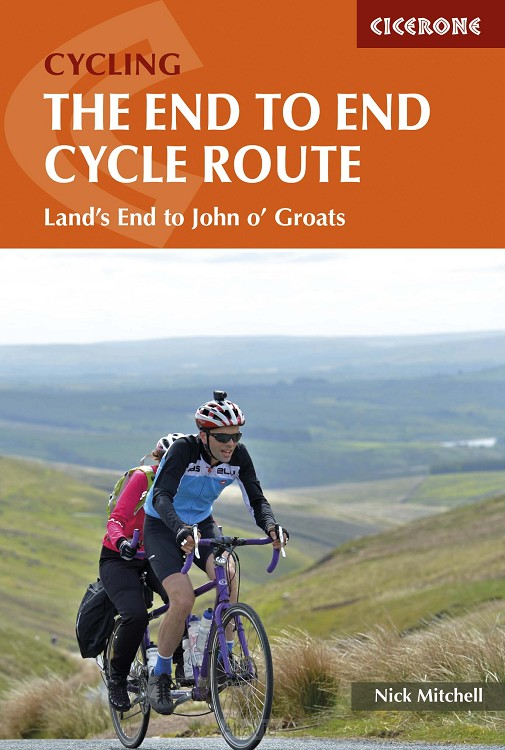 end to end cycle route CIC 2016