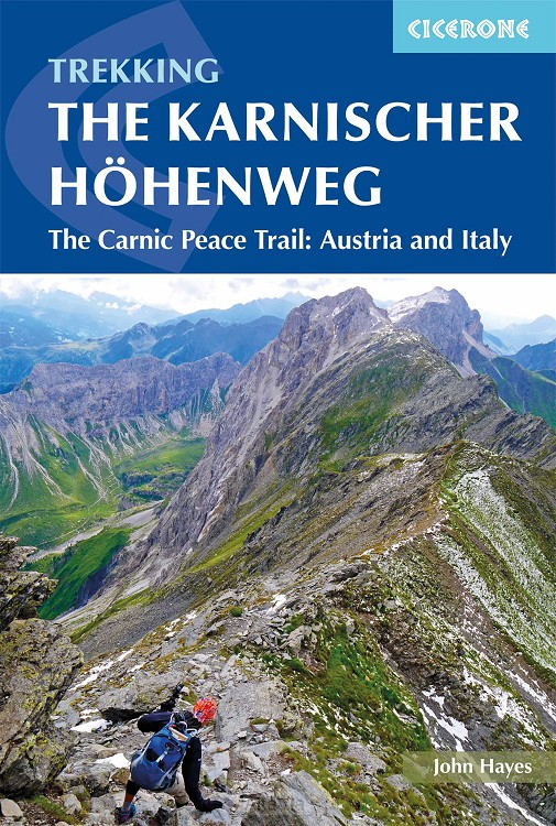 karnischer hohenweg / peace trail 170km