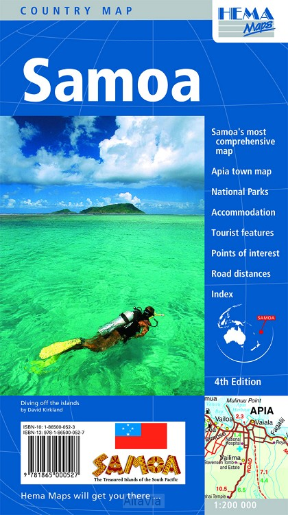 Samoa r/v (r) hema