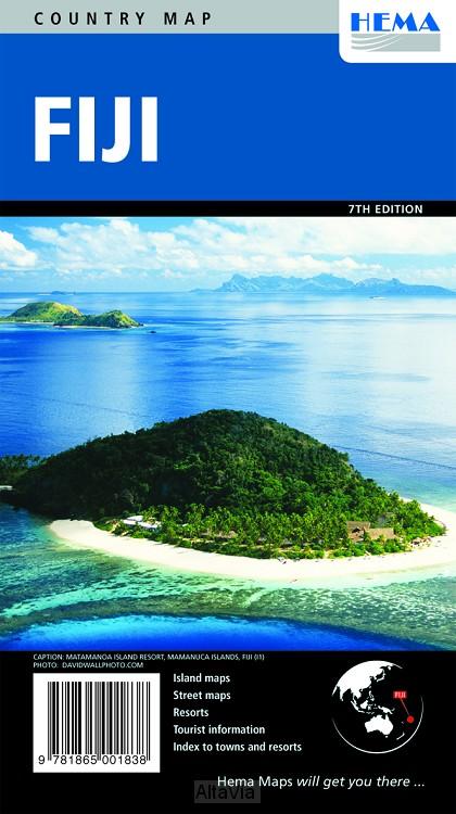 Fiji (r) hema 1/625,000