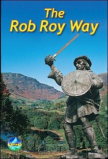 rob roy way 127km Drymen to Pitlochry