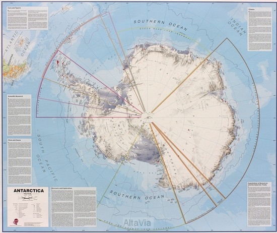 Antarctica pol. plano ENG mi
