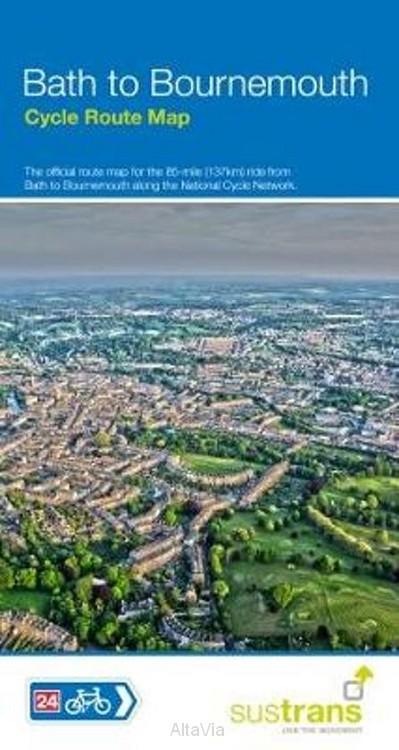 Bath to Bournemouth 1:110.000 2018
