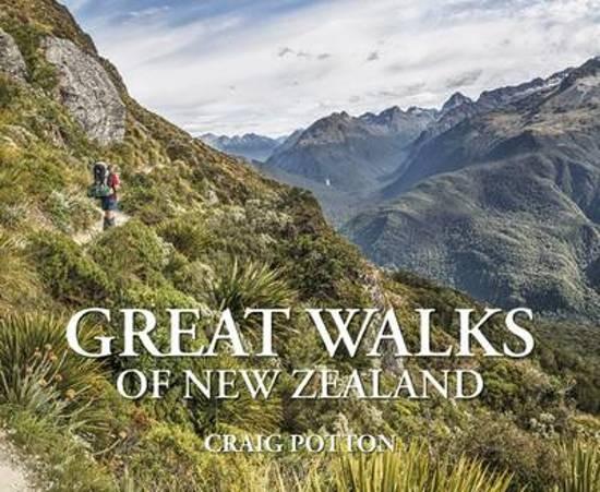 New Zealand great walks Potton 2015