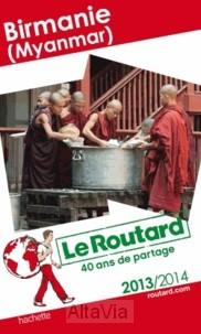 Birmanie (Myanmar) 13-14 routard