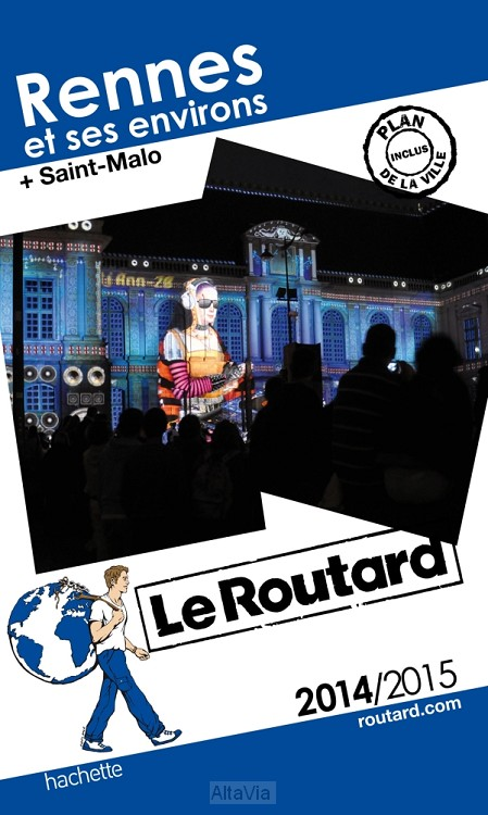 Rennes + St.-Malo 2014-15 routard