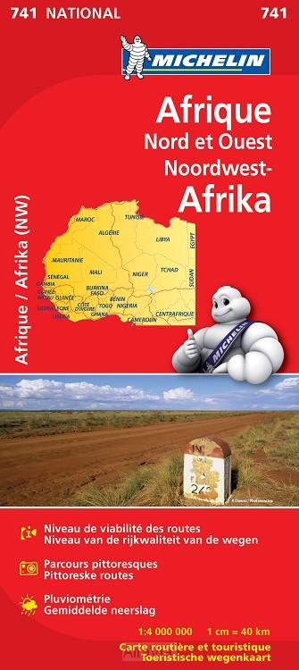 afrika N+W MIC 1/4mil