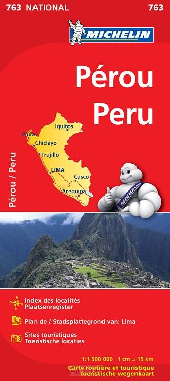 peru 1/1,500,000 2017