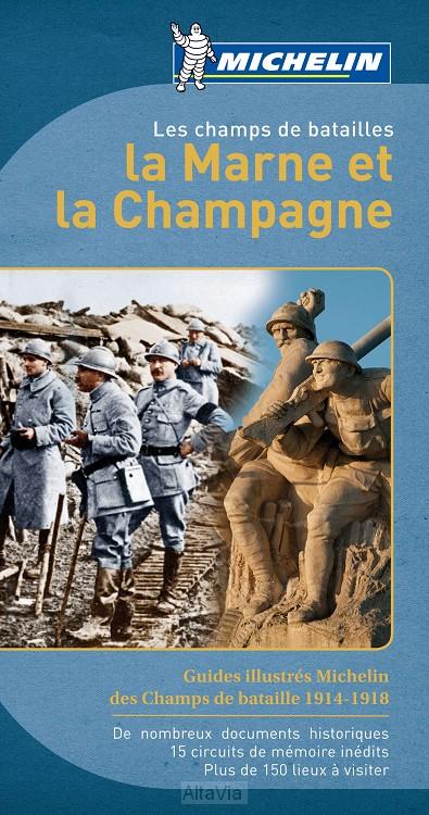 Champs de bataille de la Marne & de Cham