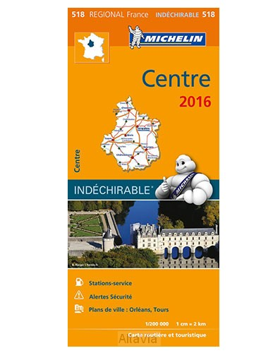 centre MIC 518 1/200,000 2016